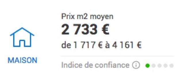 Prix-maison-Blanc-Mesnil