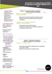 Programme NEGO